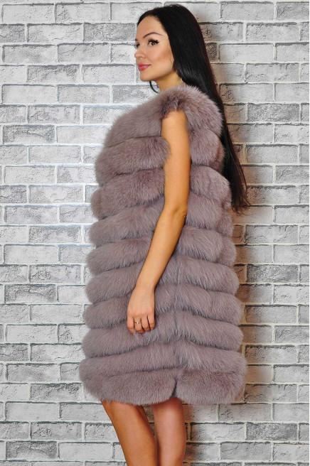 Жилетка утепленная женская в интернет магазине