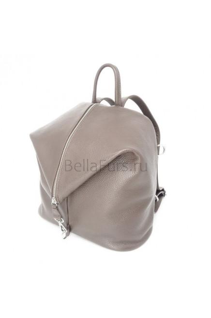 Кожаный Рюкзак Salerno, цвет бежевый