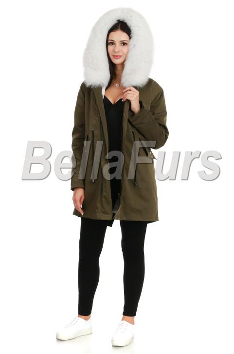 40561bb554f Зимние женские парки куртки купить на распродаже недорого - Москва