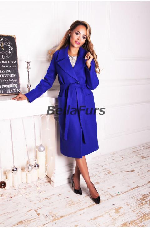 Пальто-халат модное