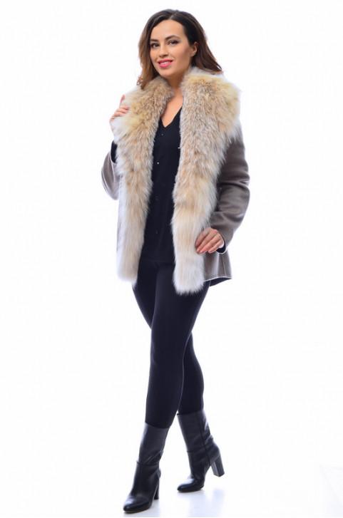 Итальянское пальто из кашемира